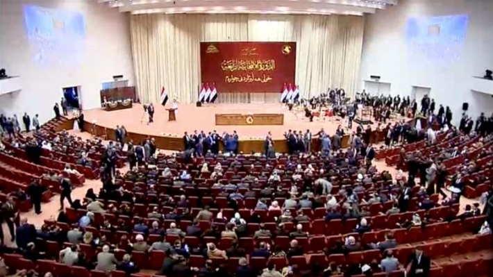 Kurdish blocs to participate in the Iraqi parliament session on Monday