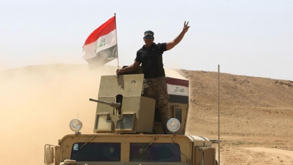 Iraqi forces 'capture majority of Tal Afar' from ISIL