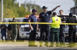 26 killed in US church shooting