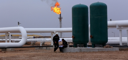 New discovery of natural gas in the Kurdistan Region