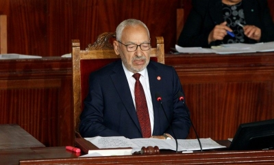 Tunisia parliament elects Ghannouchi as speaker