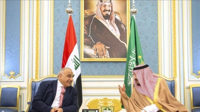 Iraqi PM discusses oil price stability with Saudi king: statement