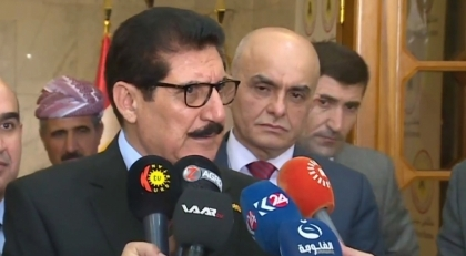 "Fadhel Mirani: State of law and the alliance of ""Fatih"" want to form a large bloc with the Kurds"