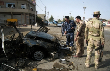 Two brothers injured in an explosion in Kirkuk
