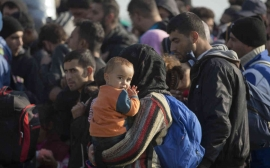 UN: Record 65.6M people forcibly displaced worldwide