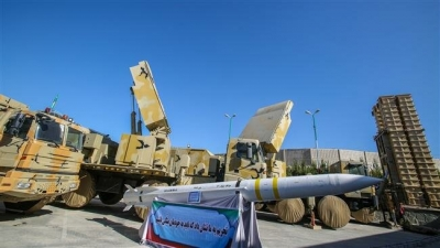 Iran unveils new missile defence system