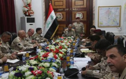 Agreement between the Iraqi army and the Peshmerga on the infiltration of terrorists
