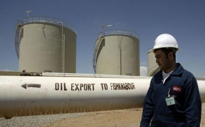 Baghdad tries to prevent the export of Kurdistan Region's oil : newspaper