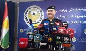 Erbil police arrests more than 6,200 suspects