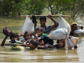 Myanmar crisis textbook example of ethnic cleansing: UN