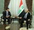Baghdad .. Abadi and Barzani discuss resolving the outstanding problems between Baghdad and Erbil