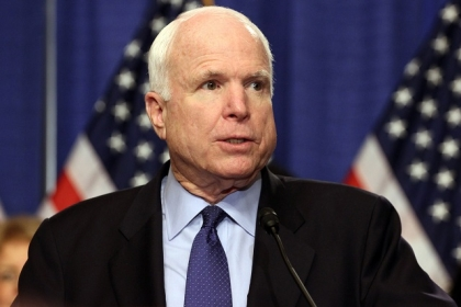 US: Senator McCain dead at 81 of brain cancer