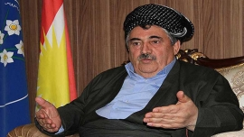 Kurdistan Democratic Socialist Party secretary sent a congratulatory telegram to Salahaddin Mohammed
