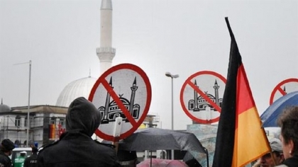 Anti-Muslim hate crime surges in Germany