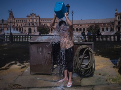European heatwave deaths could skyrocket: climate study