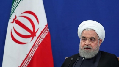 Iran's Rouhani describes the Iraqi parliament's vote to remove US forces as an important step