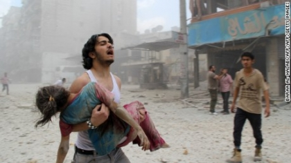 Syria: 80 people killed in just over 24 hours