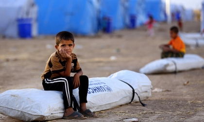 Mosul refugee numbers mount amid humanitarian crisis