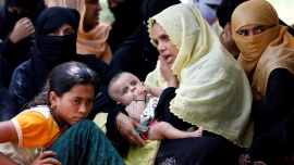 Rohingya: 'Even a baby was not spared by the army'