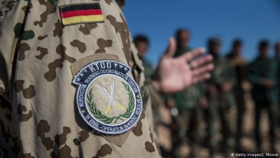 Germany decided to extends its military mission in Iraq