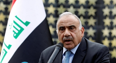 Iraqi PM spoke with Germany's Merkel about foreign troop withdrawal: statement