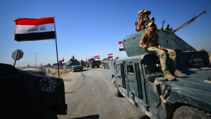 Iraqi government withdraws its troops from Kirkuk